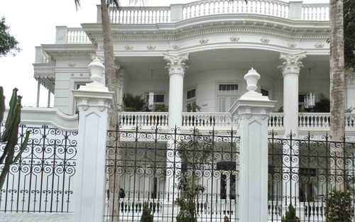 Palacete Sousa in Barranco - once a summer residence of wealthy Lima family