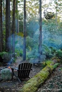 Outdoor fireside Stringybark 2 ©KimWoodsRabbidge-Our-Australian-Gardens