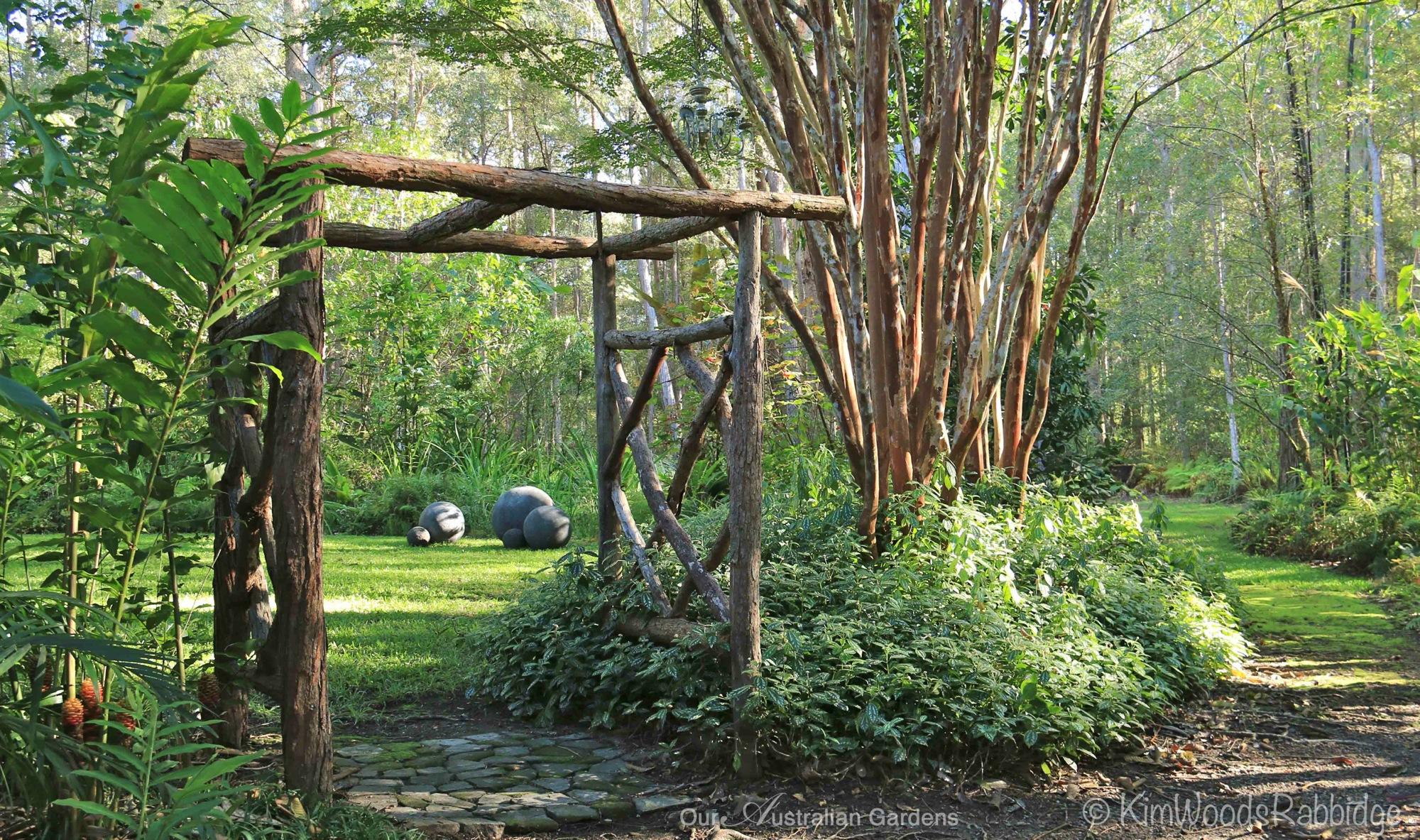 Stringybark cottage garden woodland wonder our for Cottage garden designs australia