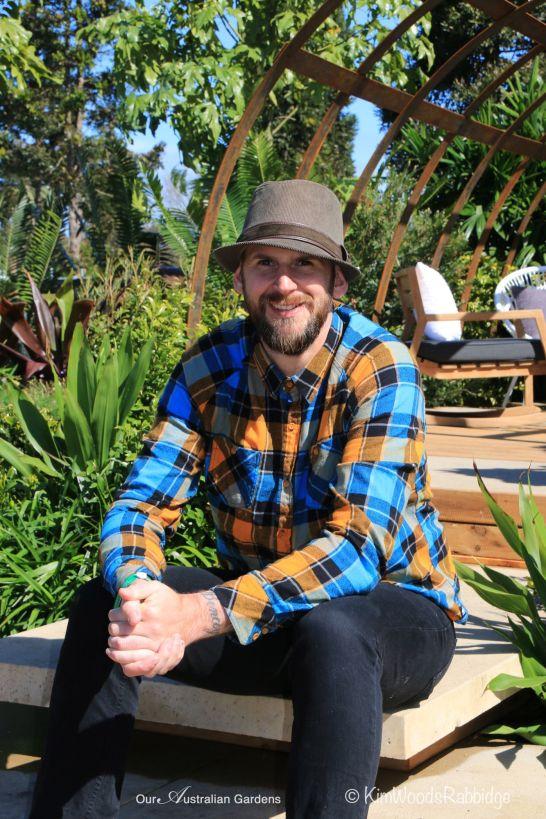 Designer Brent Reid