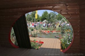 Essence of Australia 8Hampton Court Palace Flower Show©Kim Woods Rabbidge