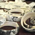 Mollie Bosworth ceramic bracelets ©Kim WoodsRabbidge