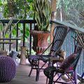 Veranda nook ©Kim WoodsRabbidge