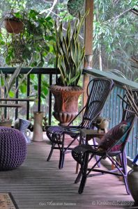 Veranda nook ©Kim Woods Rabbidge