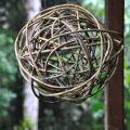 Wicker ball ©Kim WoodsRabbidge