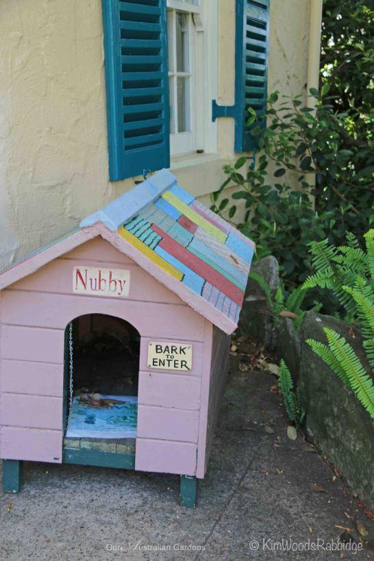 Nubby's home @ Nutcote