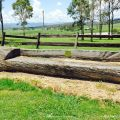 Tamrookum log seat