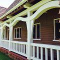 Tamrookum veranda detail