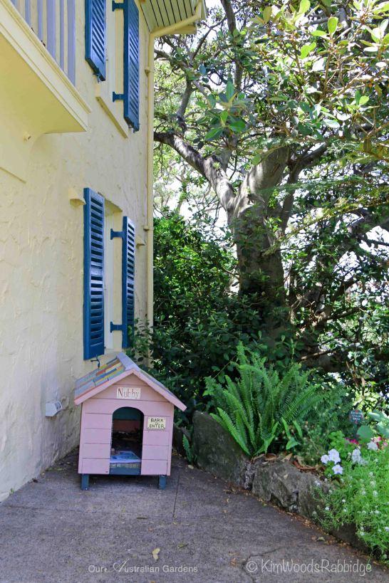 The dog house @ Nutcote