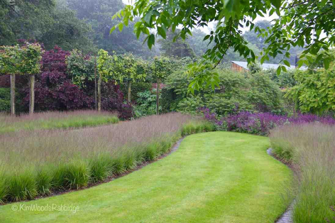 Scampston Hall Walled Garden designed by Piet Oudolf
